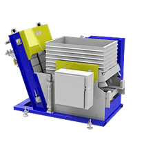 Auto loaded billet feeder