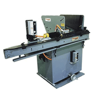 Magazine feeders for centerless grinding