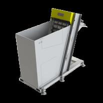 Manual loaded billet feeder