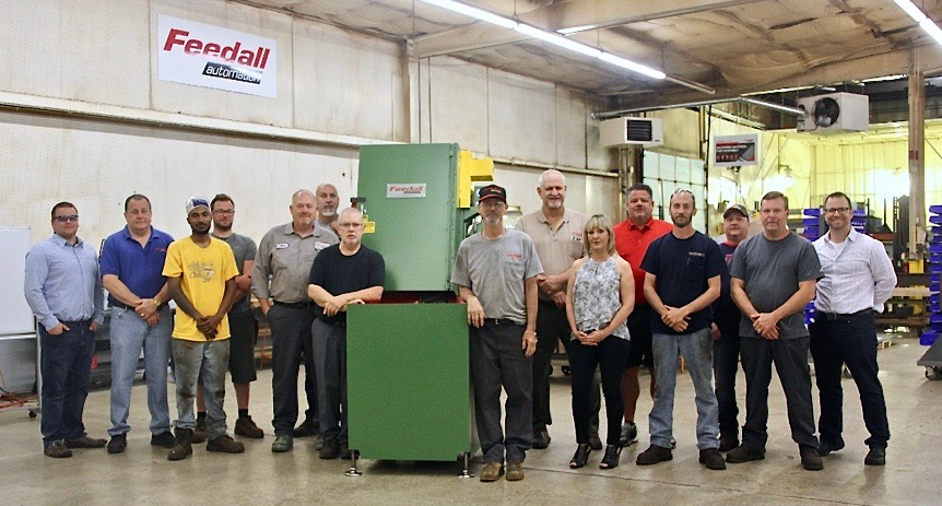 Feedall ships 20,000th order