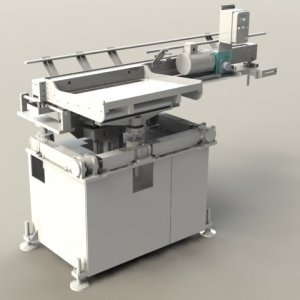 centerless grinder conveyor
