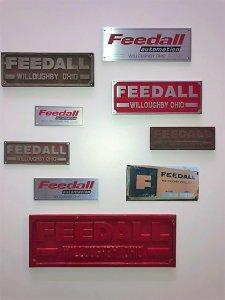 Feedall Branding